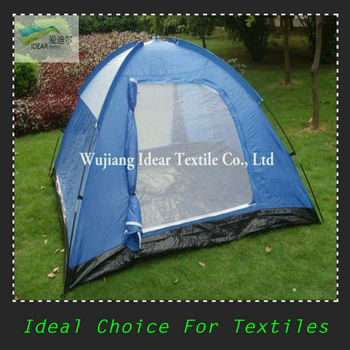 100% Nylon/Polyester Tent Fabric Coated PU/Outdoor Tent Fabric