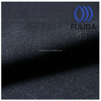 2016 new Plain cashmere poly wool fabric for suits