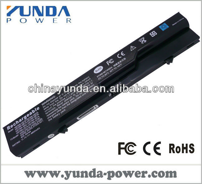 Genuine laptop battery 6 cells 4800mah for HP Compaq 320 321 325 326 420 421 620 621 425 625 4320t 326 420 Series