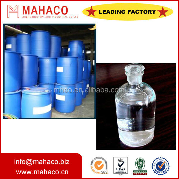SGS factory sale competitive price H6N2O Hydrazine Hydrate 80%