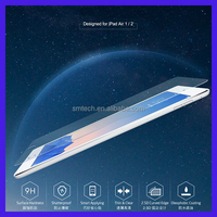 China Manufacture Laptop Tempered Glass Screen Protector for IPad 5 Ipad Air