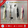 wall mounted clothes hanger rack clothes display rack
