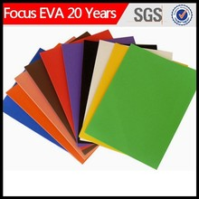 wholesale custom eva foam closed foam /eva foam sheet a4