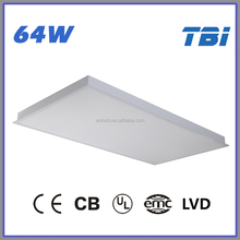 1200x600 LED ceiling panel light backlit acrylic display panels