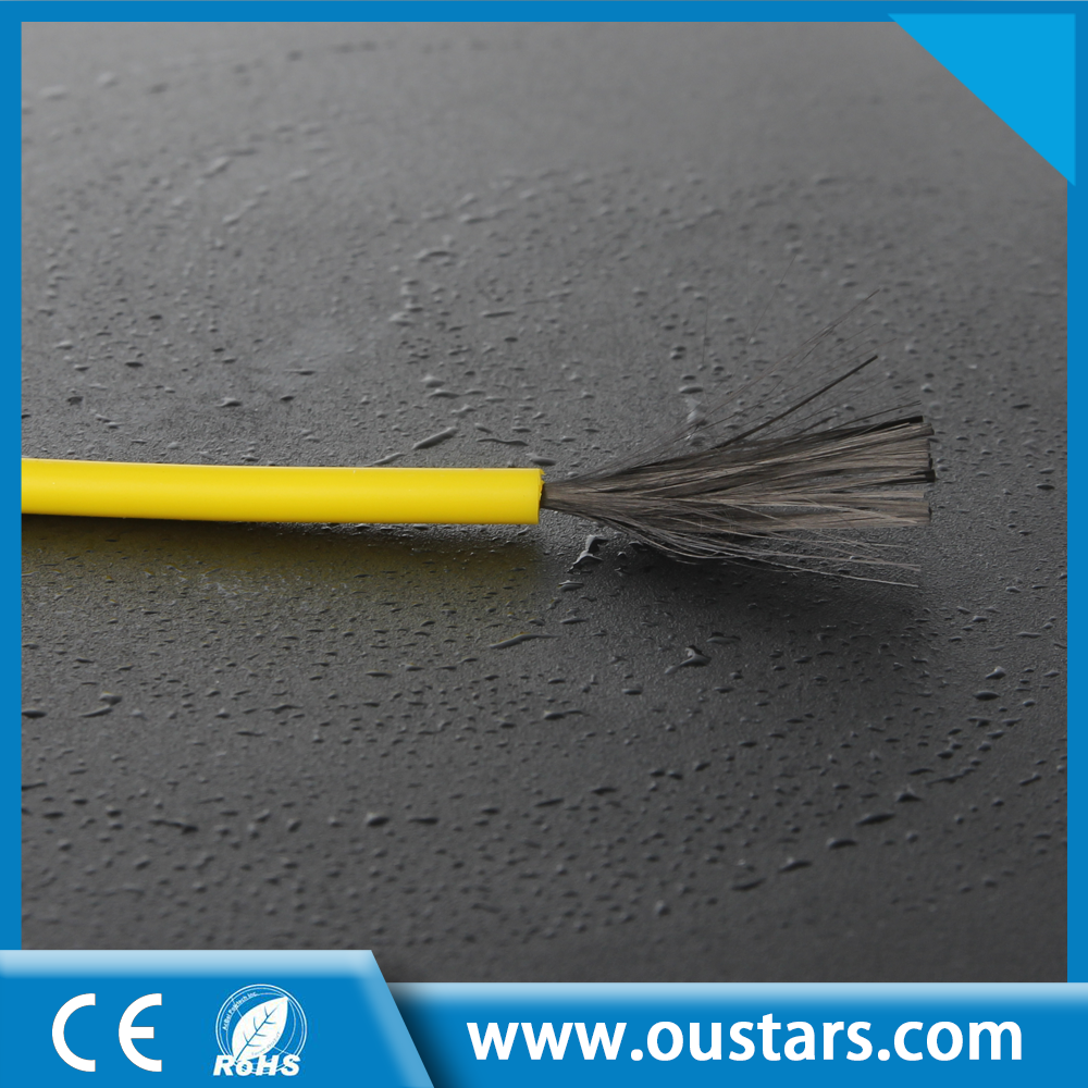 Rohs carbon fiber infloor heating cable for floor heating system