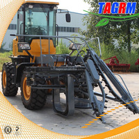 Hydraulic system sugarcane harvester/sugarcane harvest machine from China TAGRM