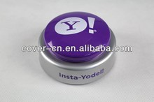 Custom voice recordable sound button,new design for max 6 different recording message