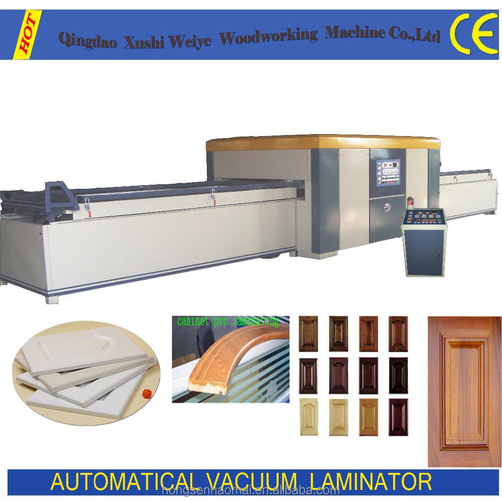 high quality hot sales Automatical automatic vacuum filming machine