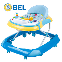 wholesale new model unique rolling baby walker