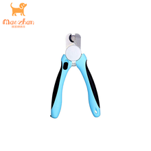Wholesale Stainless Steel Dog Grooming Scissors Pet Cat Dog Nail Clippers