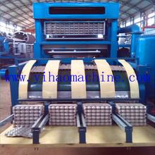 400-12000pcs/hr pulp moulding machine egg tray waste paper2016 cosmetics packaging machine