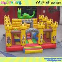 Dinosaur Inflatable Game Air Castle, Bouncing Castle, Outdoor Adult Jumpers Bouncer