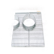 Hot selling traffic steel grating of ISO9001 Standard