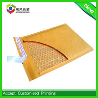 Kraft Bubble Material air bubble shipping packaging envelope