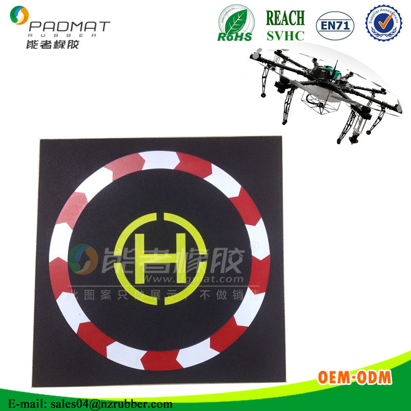 OEM/ODM Custom Flight Drone Positioning landing pads/landing mats supplier