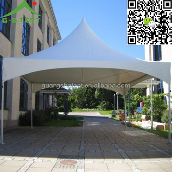 GSXY-5 pagoda tents for events custom 5x5 meters