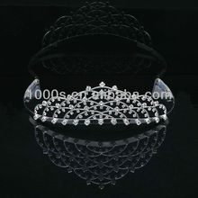 Fashionable 2013 new design wedding bridal tiara