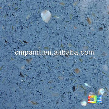 CMZGD005- Multi-color Floor Paint- Seamless Marble Coating