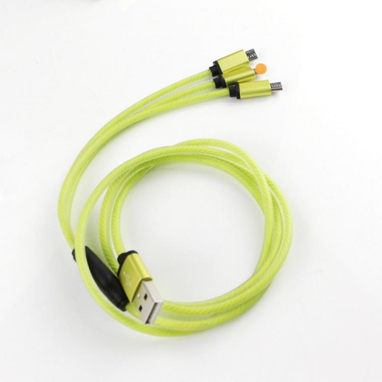 China supplier Ultra-thin mobile phone usb cable with high-speed