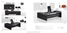 general manager table Factory price modern office furniture executive desk