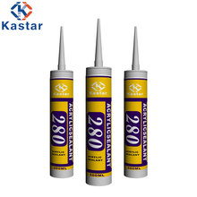 280ML 300ML Cartridge Acrylic Sealant For Aerated Concrete Sealing