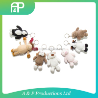 High quality polar bear soft animal toys kids plush toys