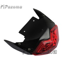 Compatible Motorcycle bike Taillight For Yamaha ZUMA / BWS X 125 Tail Lamp