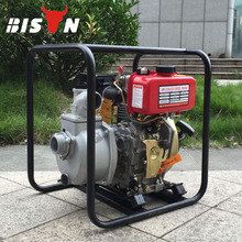Bison China Taizhou 3.4hp 2inch Irrigation Diesel Water Pumps Good Price