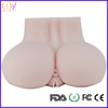 High quality beautiful Solid Silicone Pussy Vagina Doll Ass for sex