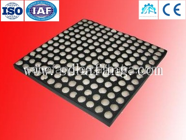 Ceramic & Rubber Wear Panel/Liner for industries