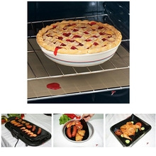Recommend PTFE Product 12''*15.75'' Reusable Oven Liner