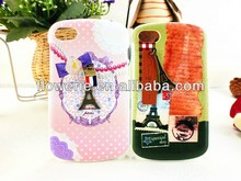 FL3234 Guangzhou 2013 hot selling paris eiffel tower back cover case for blackberry bb q10