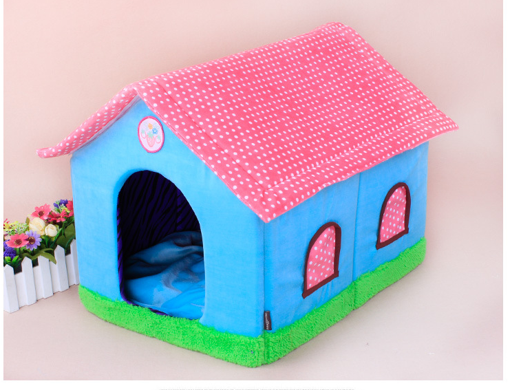 Superior Quality New Soft Plush Pet Houses for Cats and dogs
