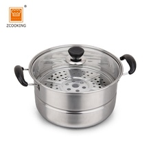 28cm Stainless Steel Electric Mini Stock Pot And Pots