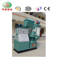 China manufacturer wide usage wood automatic pellet machine high output small straw pellet mill