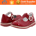 2015 high quality beautiful baby flat shoes for girl