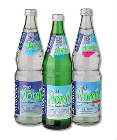 Aqua Nordic Mineral Water in 1,5 l PET bottles