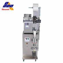 Automatic weighing packaging machine /sugar bag making machine /granule sachet packing machine