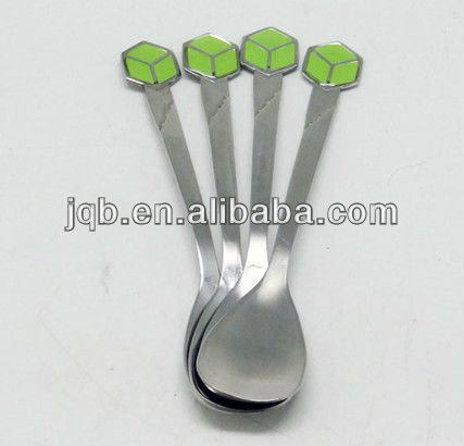 Mirror Polish spoons for children made in China Winolaz