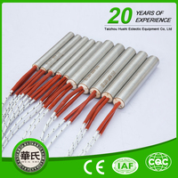High Temperature Electrical Air Heater Tubular Heater