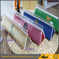 Custom Pvc School Pencil Pouch fashion stationary PVC pencil cases plain pencil pouch