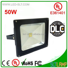 Outdoor multifantion light UL 50w (10w to 500w available) led flood light home depot with glass aluminum