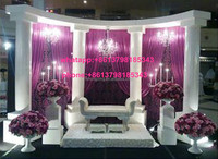 Indian Wedding white Dev Madap/Wedding Fully Carved Fiber Mandap/Royal Wedding Fiber Mandap