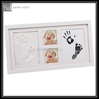 unique baby gift baby pictures white frame