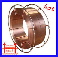 co2 Welding Wire Spool Copper-coated Solid Welding Wire Spool