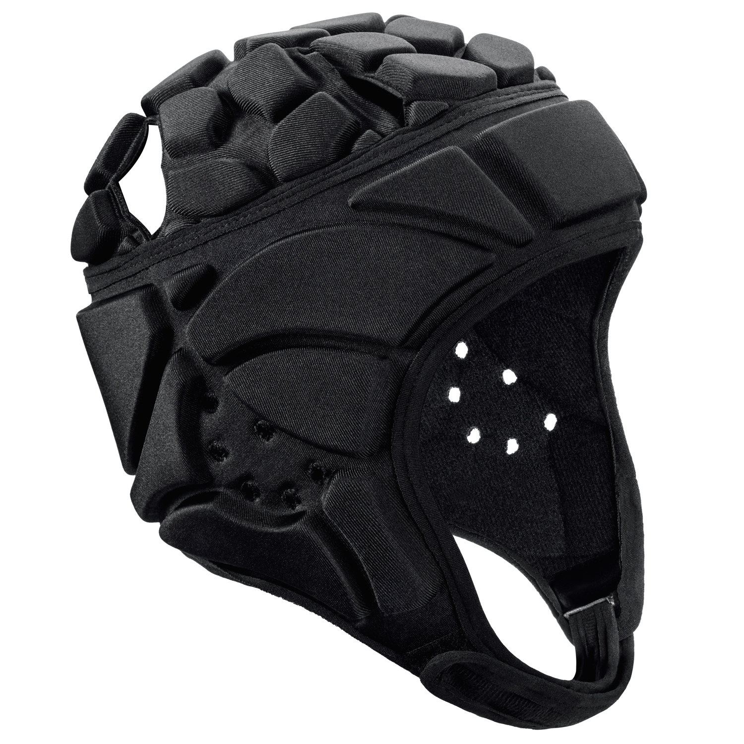 Soccer Goalie Helmet, Soft Padded Headgear Protection for Flag <strong>Football</strong>, Team Sports, Training, Rugby, Lacrosse, Goalkeeper