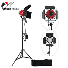 Photo Studio 3200K 800W Led Photography Red Head Light