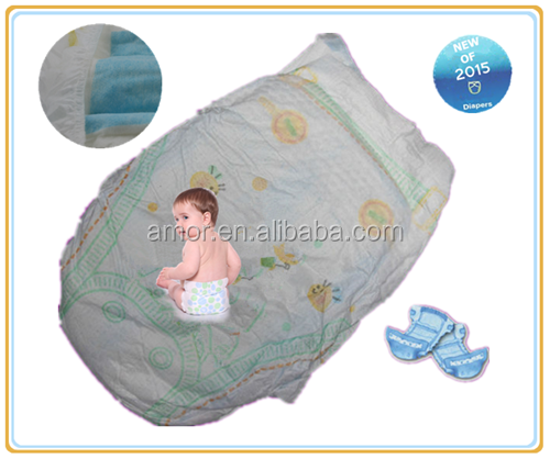 Hot sale High Quality Pink Disposable Diapers Baby Diapers Girls And Boys Baby Nappy Stories