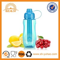 china adroit cold water bottle with ice stick