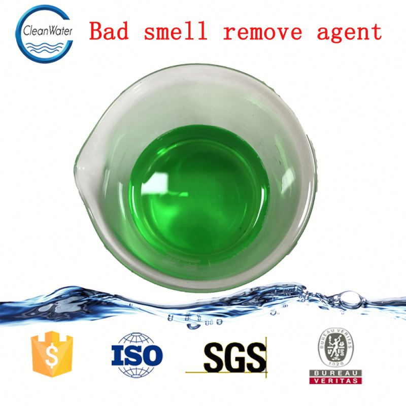 Chemical Transparent Deodorizer landfill odor